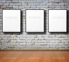 blank gallery wall fancy blank frames on wall 44 in with blank frames on wall
