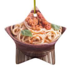 italian spaghetti ornaments keepsake ornaments zazzle