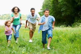 To Play With Family How To Get Fit With Your