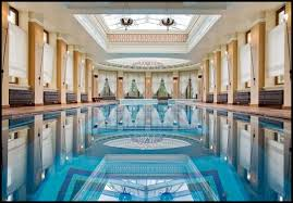 Indoor Pools Jan Saudek Cour De Rcration Pinterest Photography Big Houses With