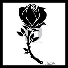 how to draw a tribal rose step by step by darkonator drawinghub