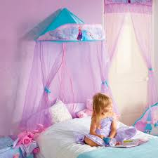 disney frozen readyroom bed canopy great kidsbedrooms the