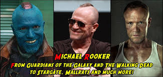 Comic Con Meme - dublin comic con michael rooker online
