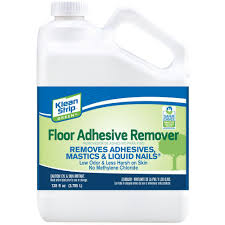 klean strip green 1 gal floor adhesive remover gkgf75015 the