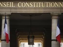 si e du conseil constitutionnel le conseil constitutionnel saisi du cas d un immeuble emblématique
