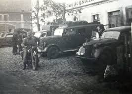 opel truck ww2 opel blitz 1to kastenwagen and opel olympia world war photos