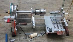 custom engine ornamental lathe demonstrations displays
