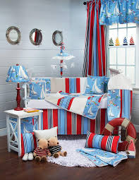 charming nautical nursery bedding set u2014 nursery ideas unique