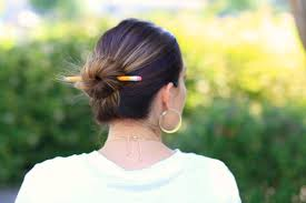 hairstyle joora video 3 easy pencil bun ideas back to school hairstyles cute girls