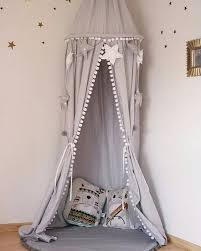 Circle Crib With Canopy by Online Shop Cotton Baby Room Decoration Balls Mosquito Net Kids