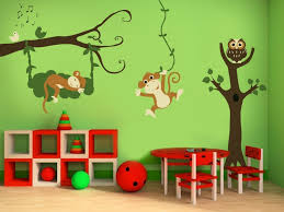 great nursery paint ideas with the jungle theme u2014 jessica color