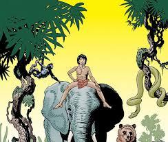 marvel illustrated jungle book 2007 1 comics marvel