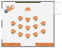 classroom layout template seating charts