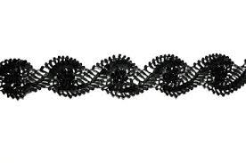 black lace trim buy altotux 2 white black floral sequins beaded bridal venice