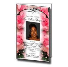 Beautiful Funeral Programs Funeral Programs