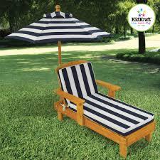kidkraft outdoor chaise with umbrella 00105 pirum