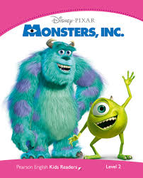 pearson kids readers level 2 monsters book level 2