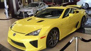 lexus lfa v10 engine for sale lexus lfa 552 hp to the top youtube