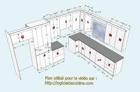 plan de cuisine en 3d de cuisine en 3d gratuit 12 avec ordinaire logiciel dessin maison