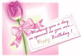 happy birthday cards with greetings for girls bday wishes cakes