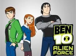 ben 10 alien force episode