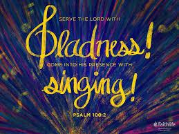 psalms about thanksgiving psalm 100 1 u20135