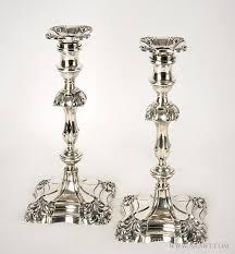 antique candle sticks candlestick tinder lighters pricket tallow