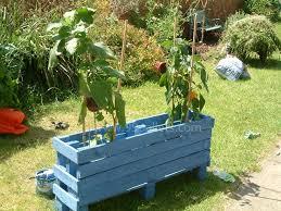 pallet planter box tutorial 99 pallets