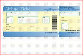 airline ticket templates eliolera com