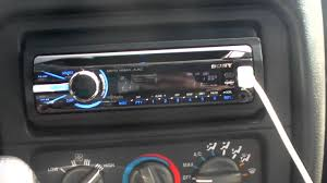 improving sound sony cdx gt540ui headunit review youtube