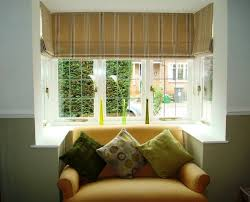 Kitchen Window Curtains Ideas by 25 Best Blinds For Bay Windows Ideas On Pinterest Bay Window