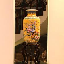 buy jingdezhen ceramic modern chinese style big floor vase at home