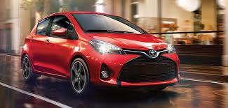 toyota yaris or ford 2016 ford vs 2016 toyota yaris on the south shore of