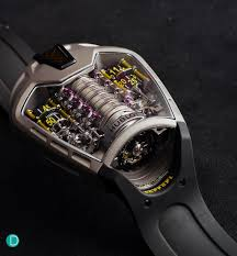 laferrari gold review of hublot mp 05