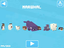 narwhal crossy road wiki fandom powered by wikia