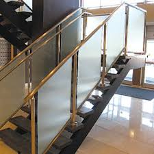 Glass Stair Banisters Glass Railings Glass Service Residential Commercial U0026 Custom