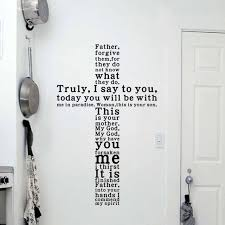 Christian Home Decor Store Aliexpress Com Buy God Vinyl Quote Wall Decal Sticker Christian