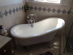applying small bathroom with clawfoot tub as luxurious centerpiece