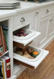 vegetable storage kitchen cabinets kitchen cabinet vegetable storage hack room