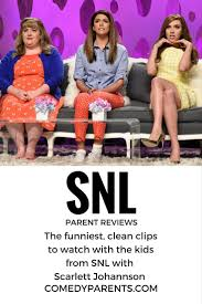 saturday night live thanksgiving dinner skit clean clips from snl with scarlett johansson funny clean and snl