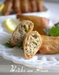 recette de cuisine simple et rapide bricks au thon recette facile et rapide amour de cuisine