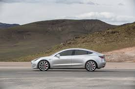 who else thinks the model 3 is the best looking so far teslamotors