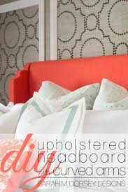 Diy Quilted Headboard by Sarah M Dorsey Designs Diy Coral Upholstered Headboard With