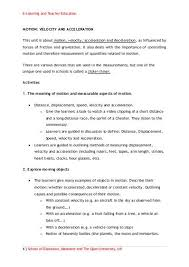 displacement velocity and acceleration worksheet worksheets