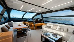 lexus yacht interior best of the best 2016 yachts up to 100 feet riva 76 perseo