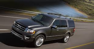 2017 Ford Expedition Suv Be Unstoppable Ford Ca