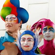 cirque du soleil perform in melbourne u0027s federation square photos