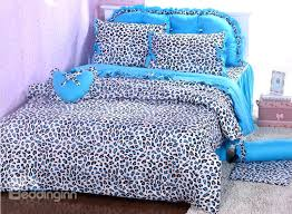 cheetah print quilt fabric leopard print quilt cover kmart animal