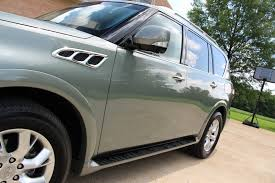 infiniti qx56 luggage carrier hd video 2012 infinity qx56 mountain sage metallic suv used for