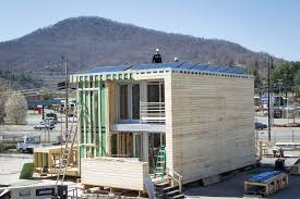 maison reciprocity row house design ranks 9th in solar decathlon